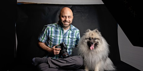 Pet Photography with David Veit tickets