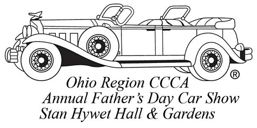 ORCCCA's 63rd Annual Father's Day Car Show at Stan Hywet Hall & Gardens