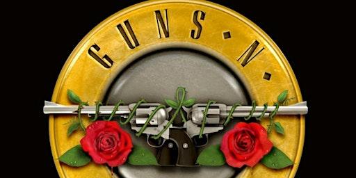 Concierto Gun's' Roses en Sevilla el 23/05/2020