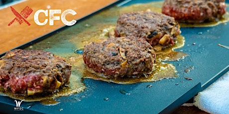 AL - Culinary Fight Club - The Blended Burger Battle tickets