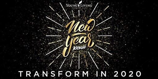 2020 Young Living New Year Kick Off!