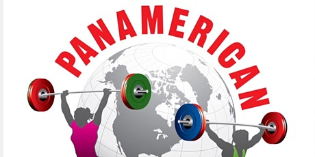 2020 PanAms Masters Weightlifting Championship, Puerto Rico tickets