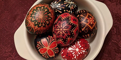 Lithuanian Egg Dying tickets