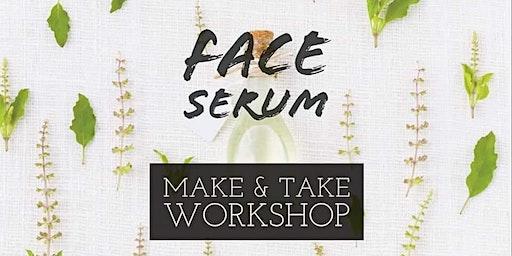 Face Serum Make & Take and EO Basics - Pueblo