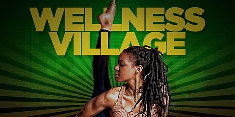 Wellness Village - Baltimore Natural Hair Care Expo Vending tickets