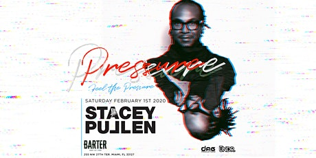 Stacey Pullen by Pressure Miami tickets