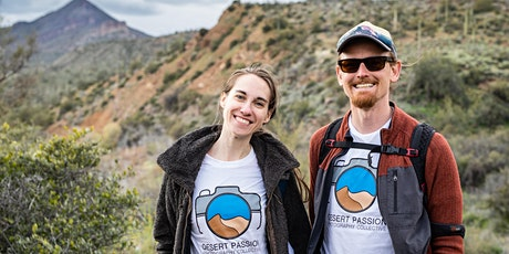 Guided Photography Hike: Dreamy Draw tickets