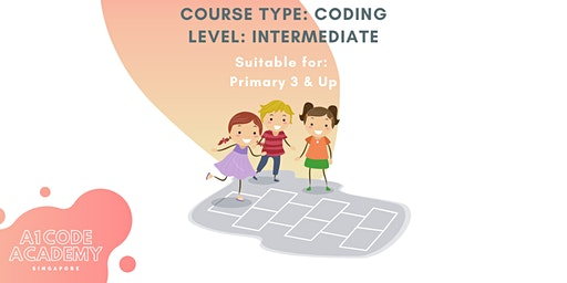 Coding for Young Teens (9-16 Years) | 11AM - 1PM | Sun / Sat