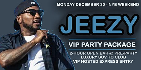 JEEZY - Monday - 12-30-2019 - Miami Beach tickets