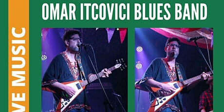 Omar Itcovici Blues Band entradas