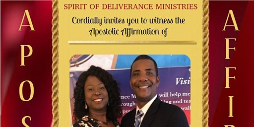 Pastors Tommie & Colleen Collins' Apostolic Affirmation