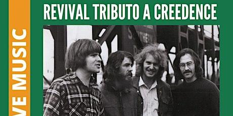 Revival Band/Creedence entradas