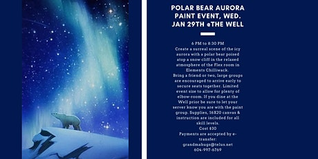 Aurora Polar Bear tickets
