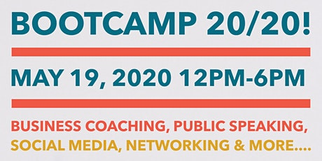 Real Estate Agent's Boot Camp 20/20 tickets