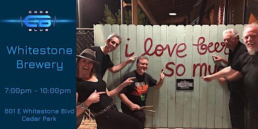 Code Blue Live at Whitestone Brewery 7/25