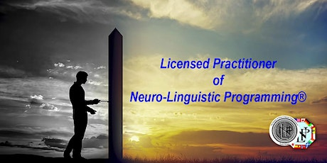 Licensed Practitioner of Neuro-Linguistic Programming® biglietti