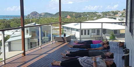 Sunday Yoga on the Deck, Lammermoor Yeppoon February- Big Love tickets