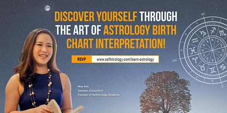Discover Yourself Through The Art Of Astrological Chart Interpretation! tickets