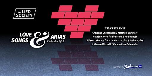 Love Songs & Arias: A Valentine Affair