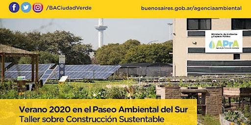 TALLER DE CONSTRUCCIÓN SUSTENTABLE
