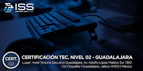 Certificación Técnica ISS Nivel 2 - Del 26 al 28 de Mayo 2020 GDL MÉXICO boletos