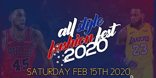 NBA Allstar Weekend All Style Fashion Fest 2020