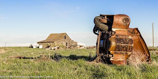 Photograph Vanishing Manitoba