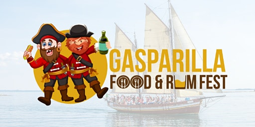Vendors and Sponsors for Gasparilla Food & Rum Fest 2020