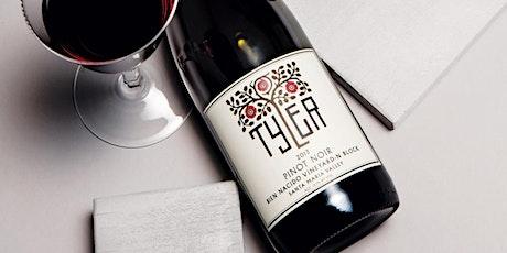 Winery Spotlight: TYLER Winery with Tony Cha tickets