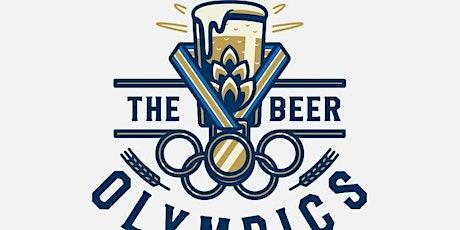 ALOB Beer Olympics tickets