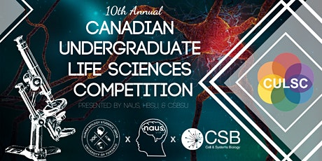 Canadian Undergraduate Life Sciences Competition (CULSC) 2020 tickets