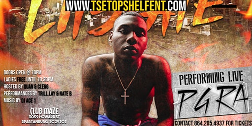 WELCOME TO LITSTATE: PG RA PERFORMING LIVE