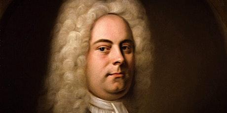 1720: Handel's Keyboard Suites II tickets