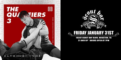Third Coast Grappling Presents: The Qualifiers III