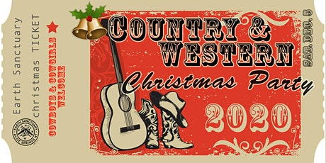 Country & Western Christmas Party @ Earth Sanctuary tickets