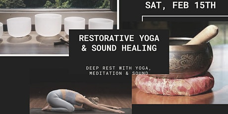 2 Hour Yoga, Meditation & Sound Healing Werribee (Feb 2020) tickets