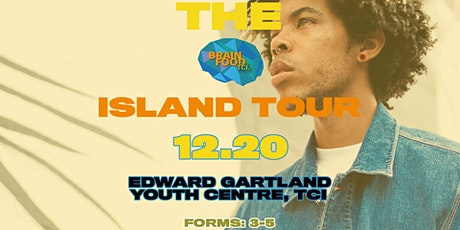 Brain Food TCI Island Tour - Providenciales High Schoolers tickets