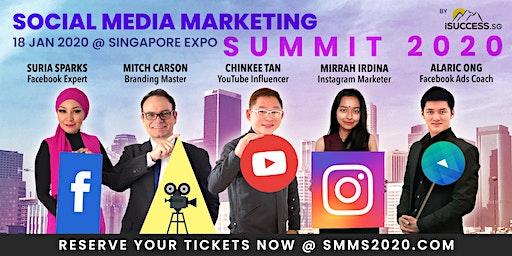 Social Media Marketing Summit 2020 #SMMS2020