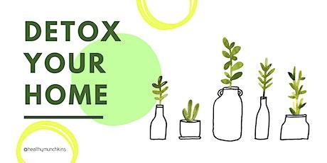 Detox Your Home - Make & Take Workshop, Brisbane tickets