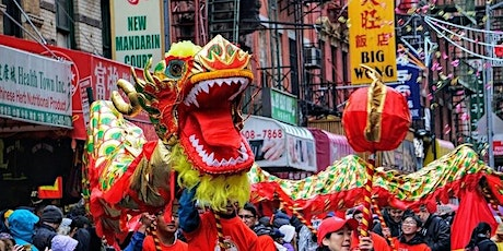 Chinese Lunar New Year Parade & Dim Sum and in Chinatown tickets