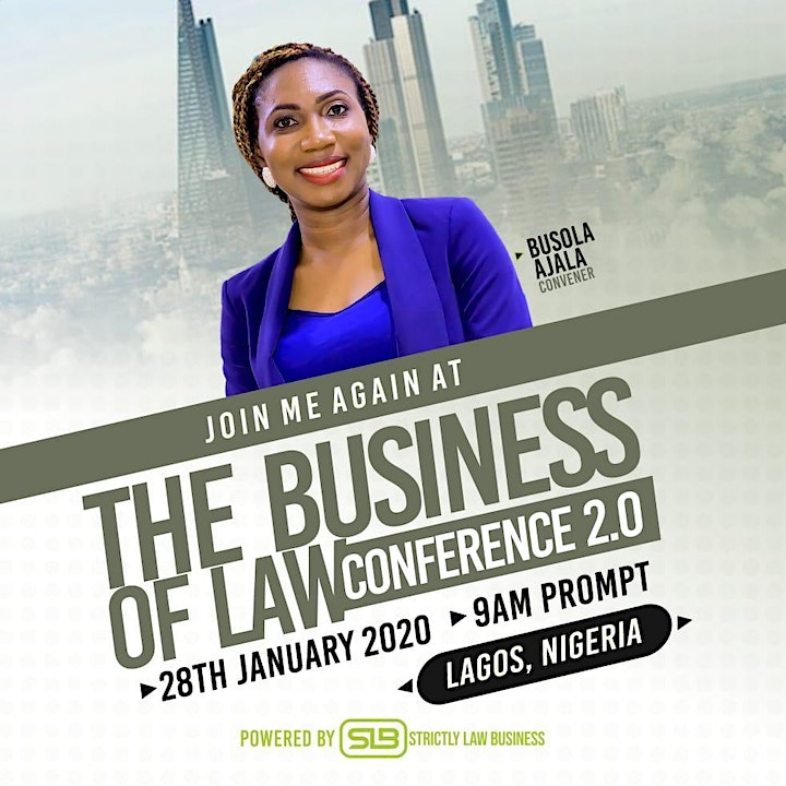The Business of Law Conference 2.0 image