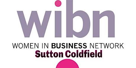 Women in Business Network - Sutton Coldfield tickets