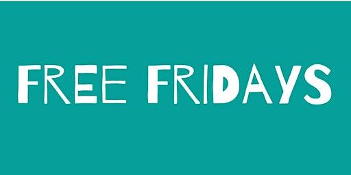 Free Fridays - Rock Edition
