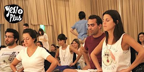 Taller Gratuito de Respiración y Meditación en Barrio Norte - Introducción al Yes!+ Plus entradas