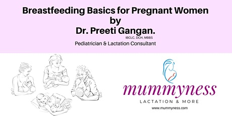 Breastfeeding Basics for Pregnant Women tickets
