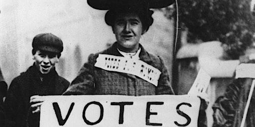The Pankhursts of Manchester (International Women's Week)