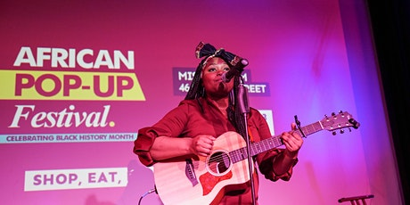 African Popup Festival 2020 - shop,eat,dance,connect tickets