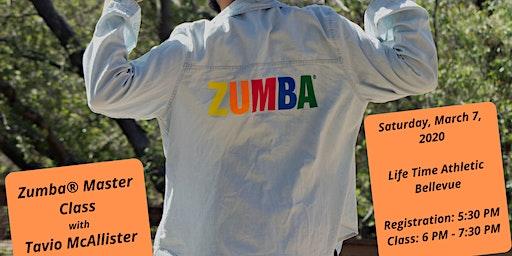 Zumba® Master Class w/ Tavio from California
