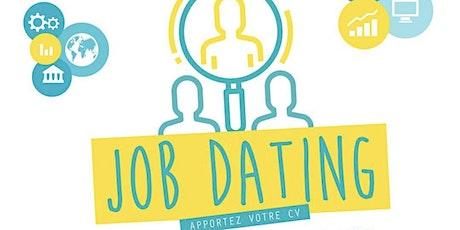 Job Dating : Stages, Alternances et Emplois ! tickets