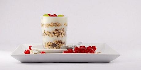 Healthy and Vegan Breakfasts tickets